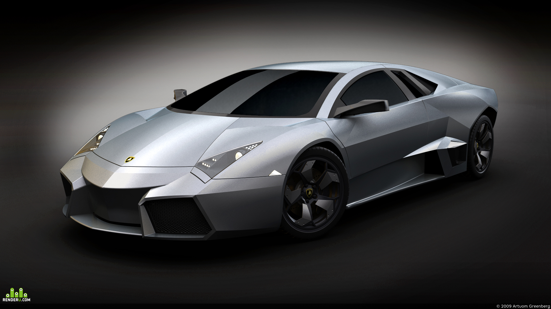 preview Lamborghini Reventon 2008