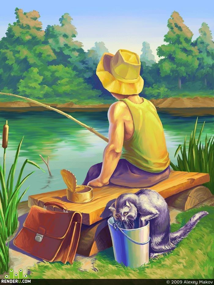 preview рыболовы
