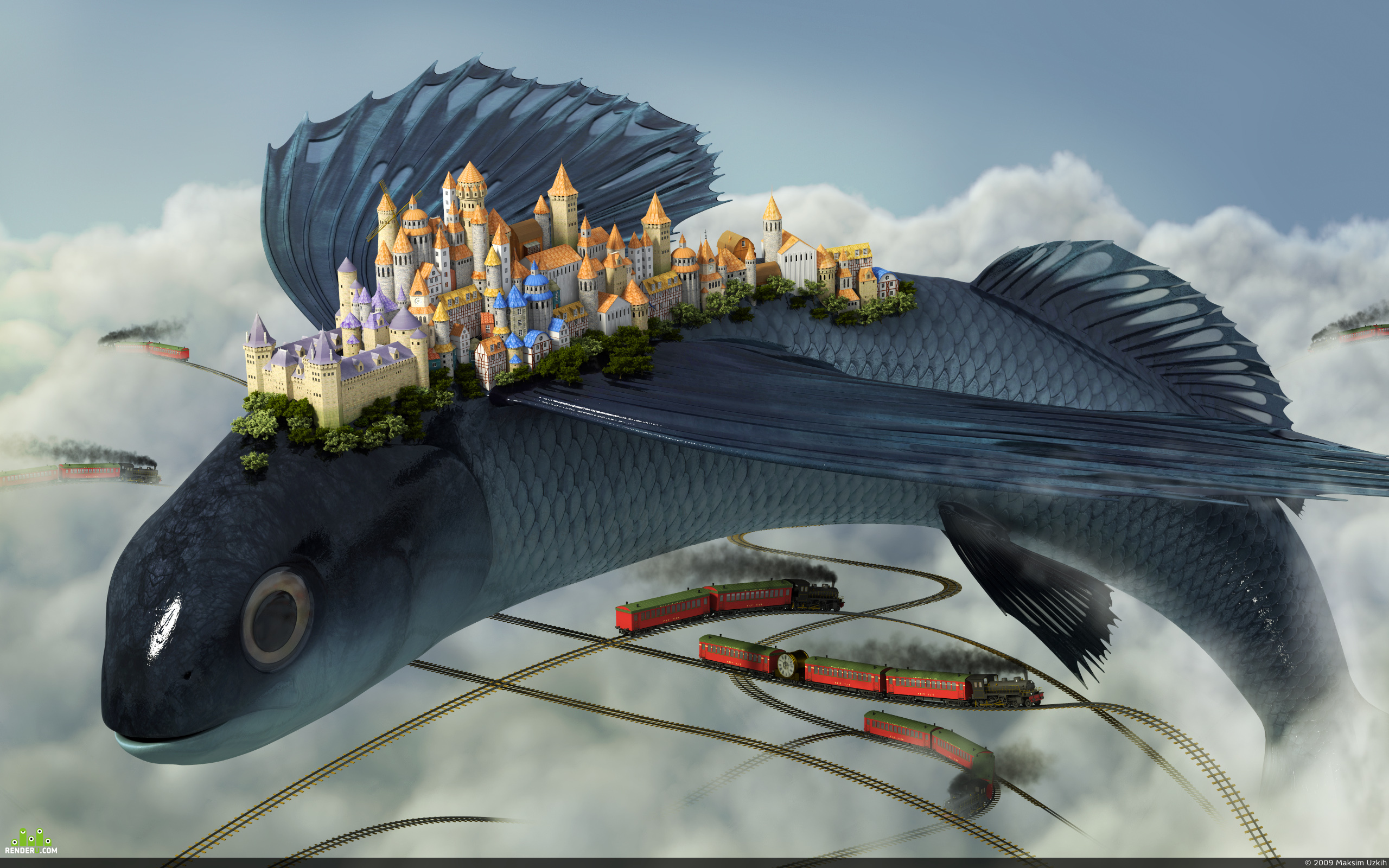 preview Летучая рыба