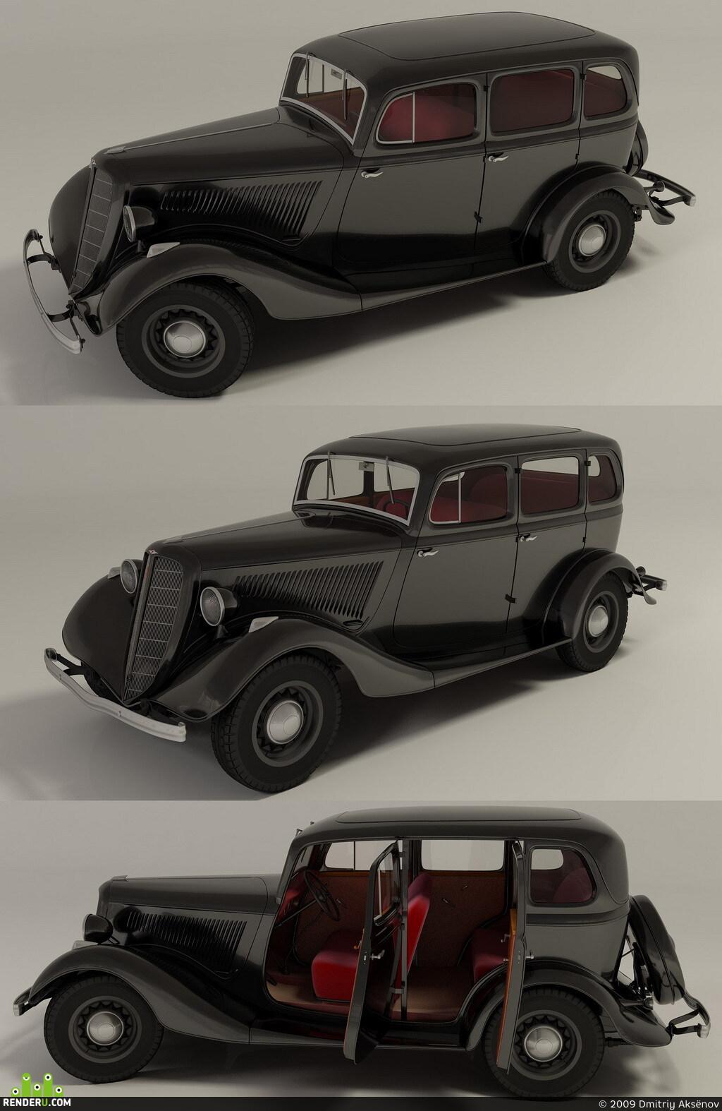 preview ГАЗ-М1