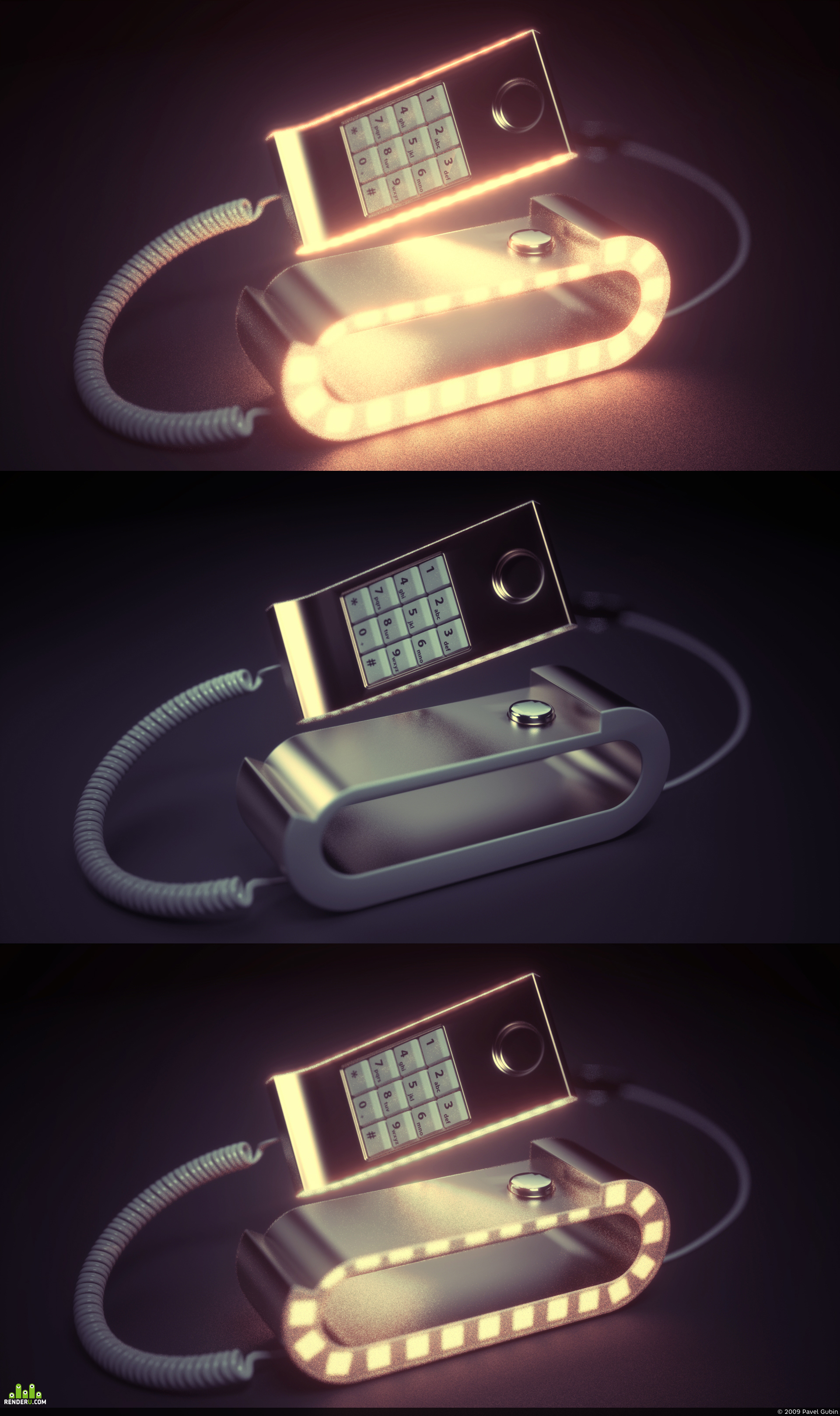 preview future phone of 70-th