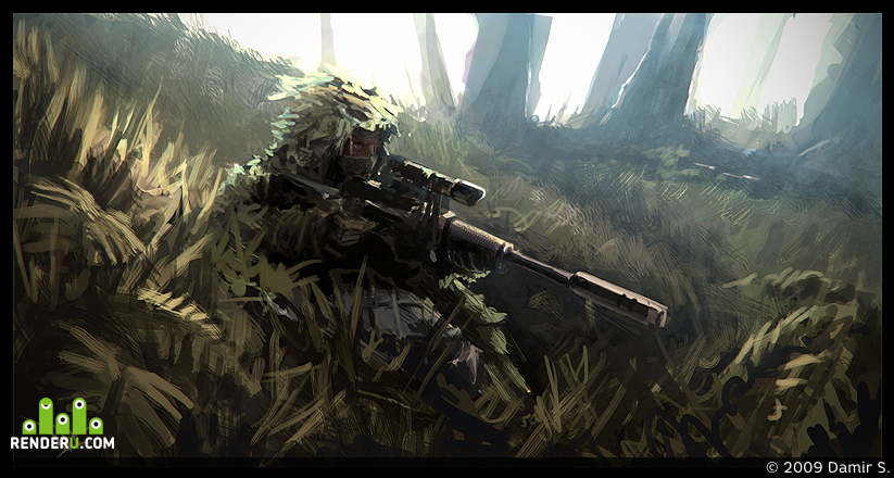 preview Снайпер