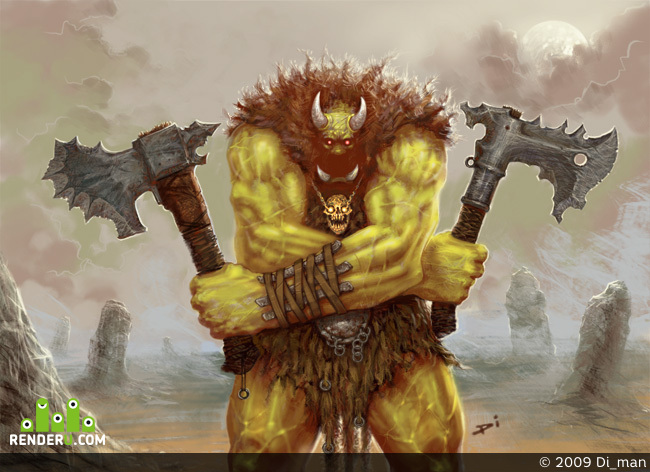 preview Orc