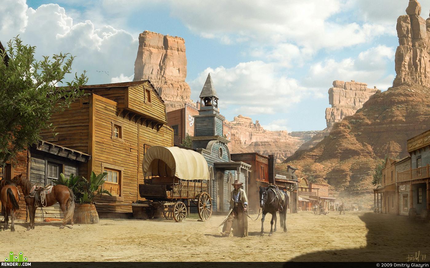 preview Wild wild west