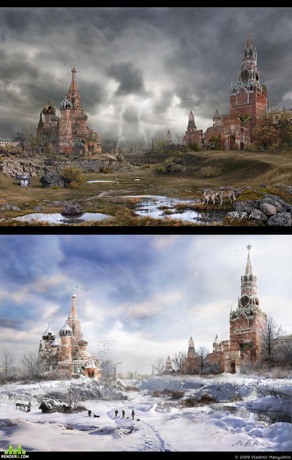 preview Kremlёvskaya dolina / Vremena goda