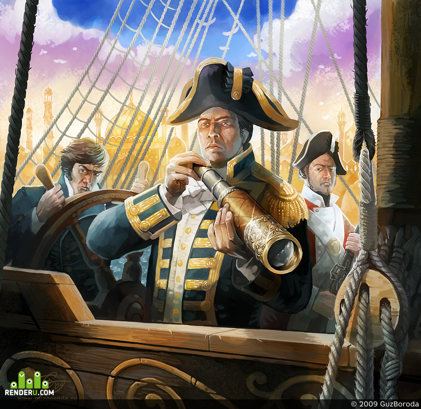 preview Naval officer