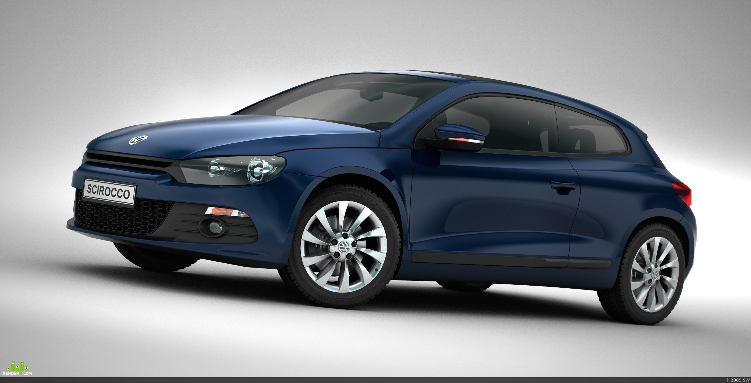preview VW Scirocco