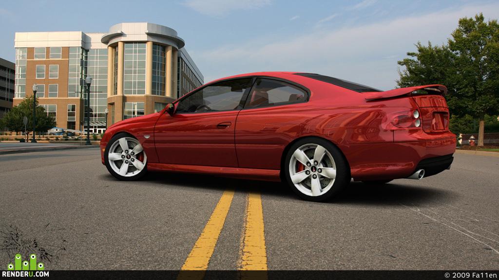 preview Pontiac GTO 6.0L