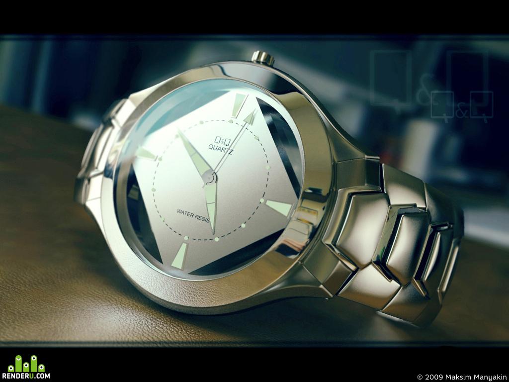 preview Часы Q&Q