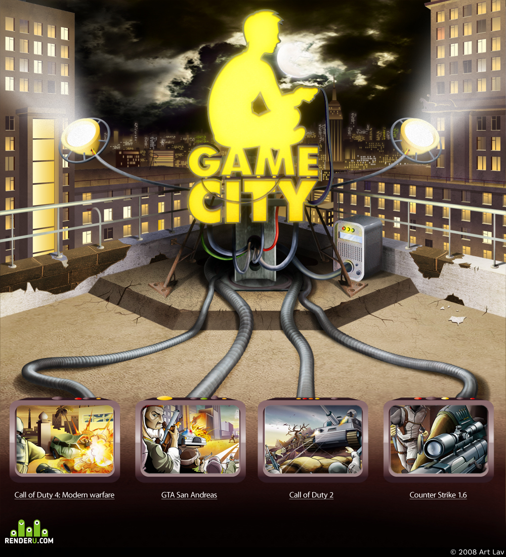 preview Game Sity
