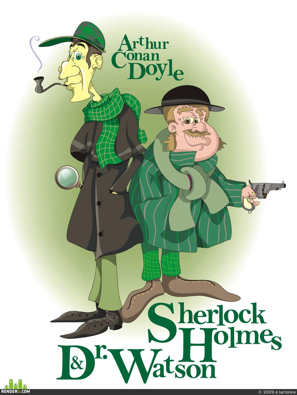 preview холмс... шерлок холмс...