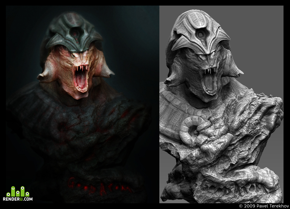 preview Monstr(speed Sculpt)