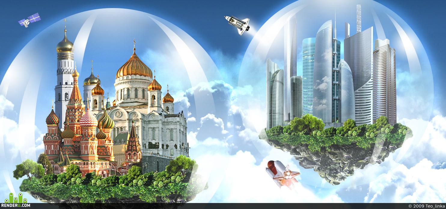preview Ostrova (safe in heaven)