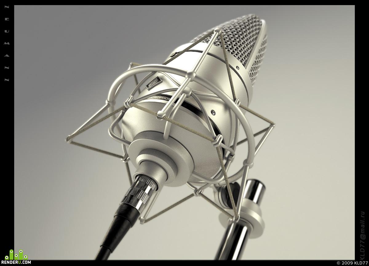 preview Микрофон Neumann