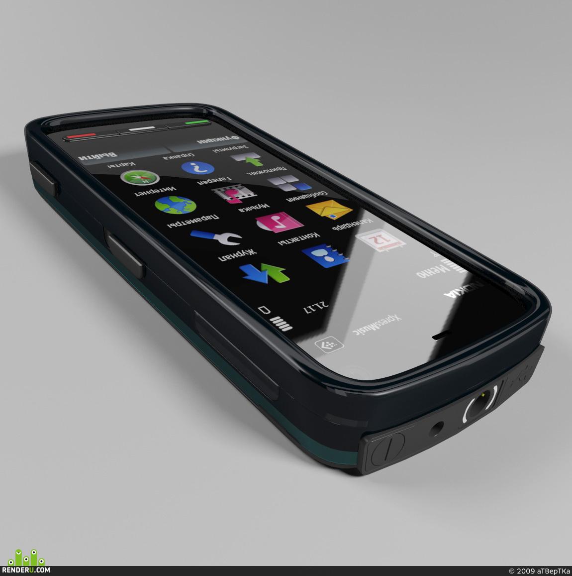 preview Nokia 5800