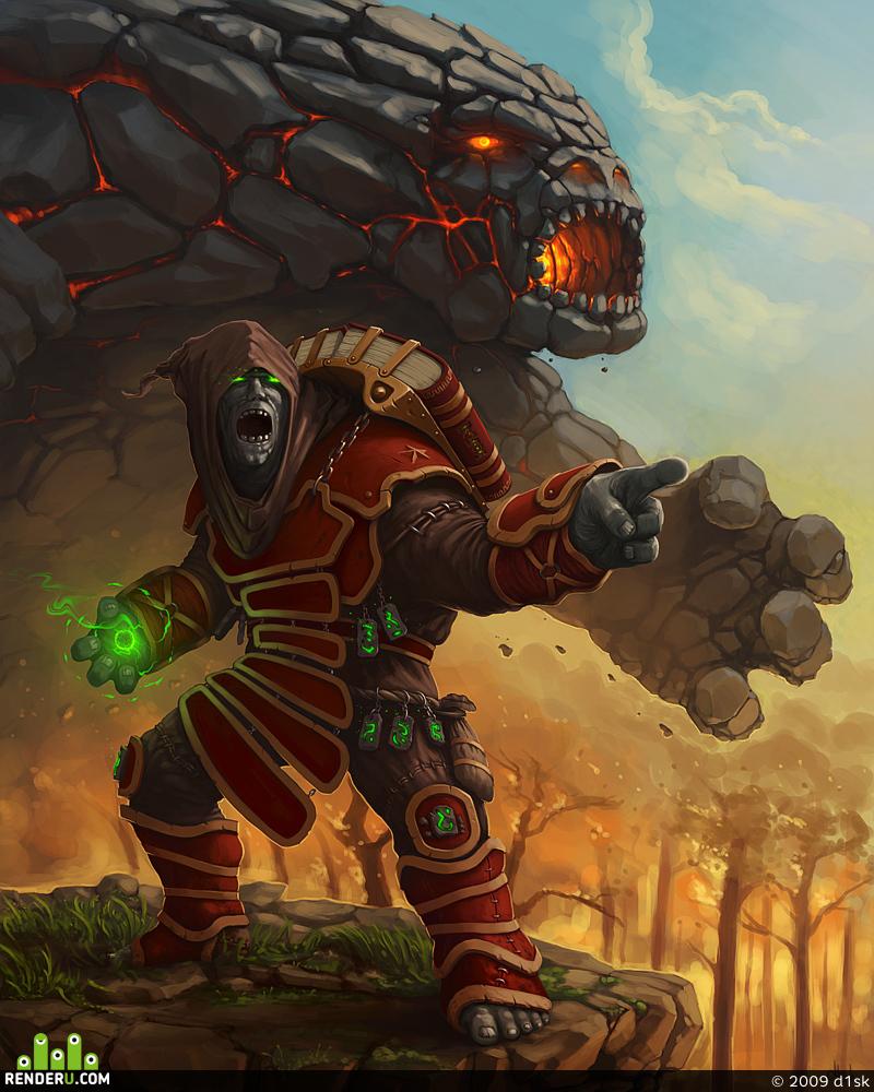 preview goblin shaman