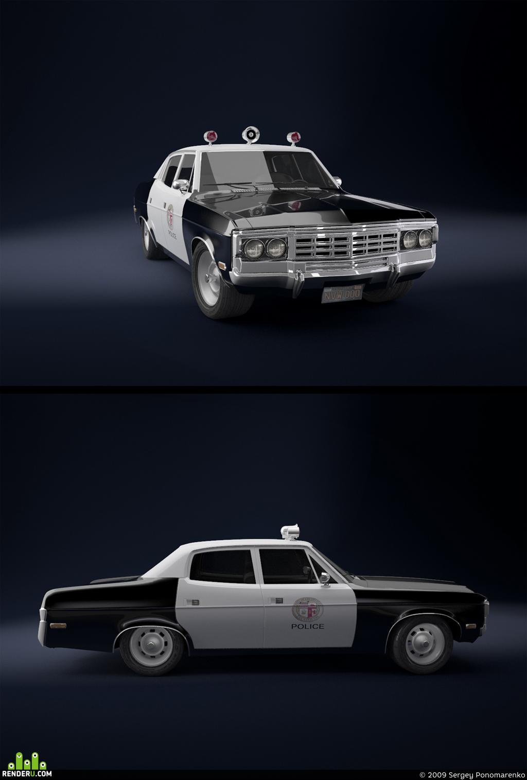 preview Ford Matador 1972 (cop version)