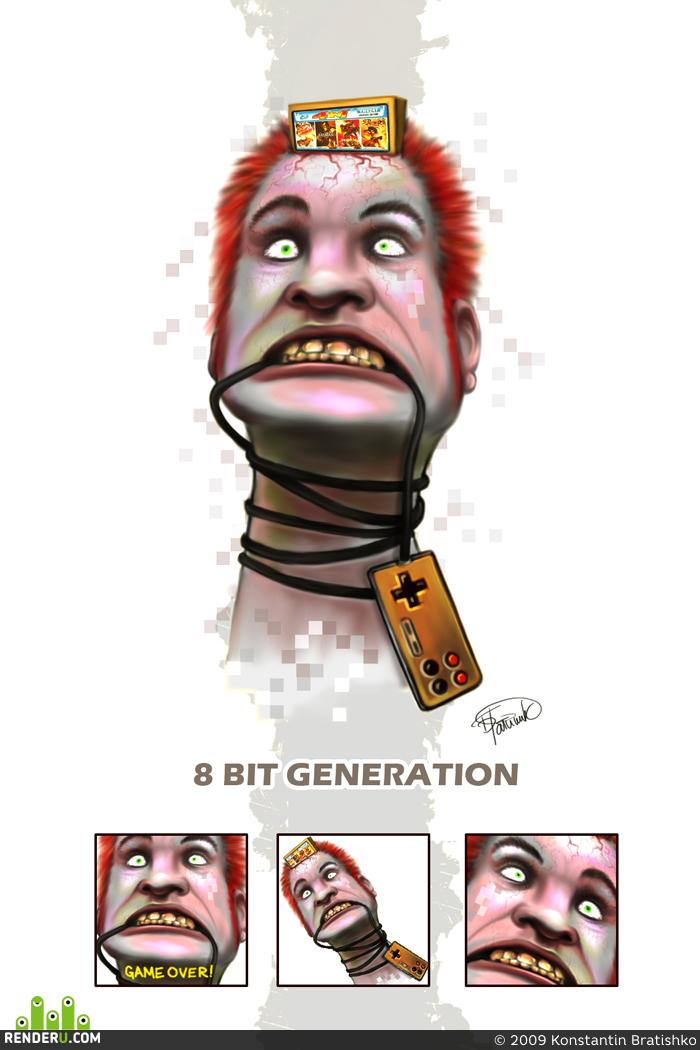 "preview 8-i bitnoe pokolenie ""nes"""