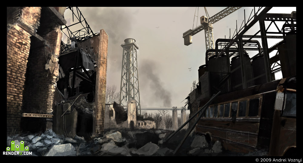 preview Wastelands