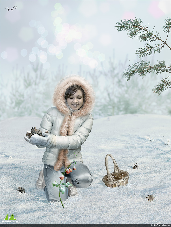 preview Zimniy syujet