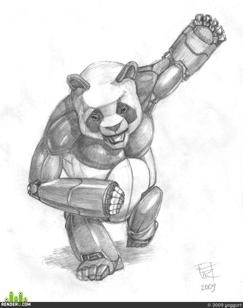 preview biomeh-panda