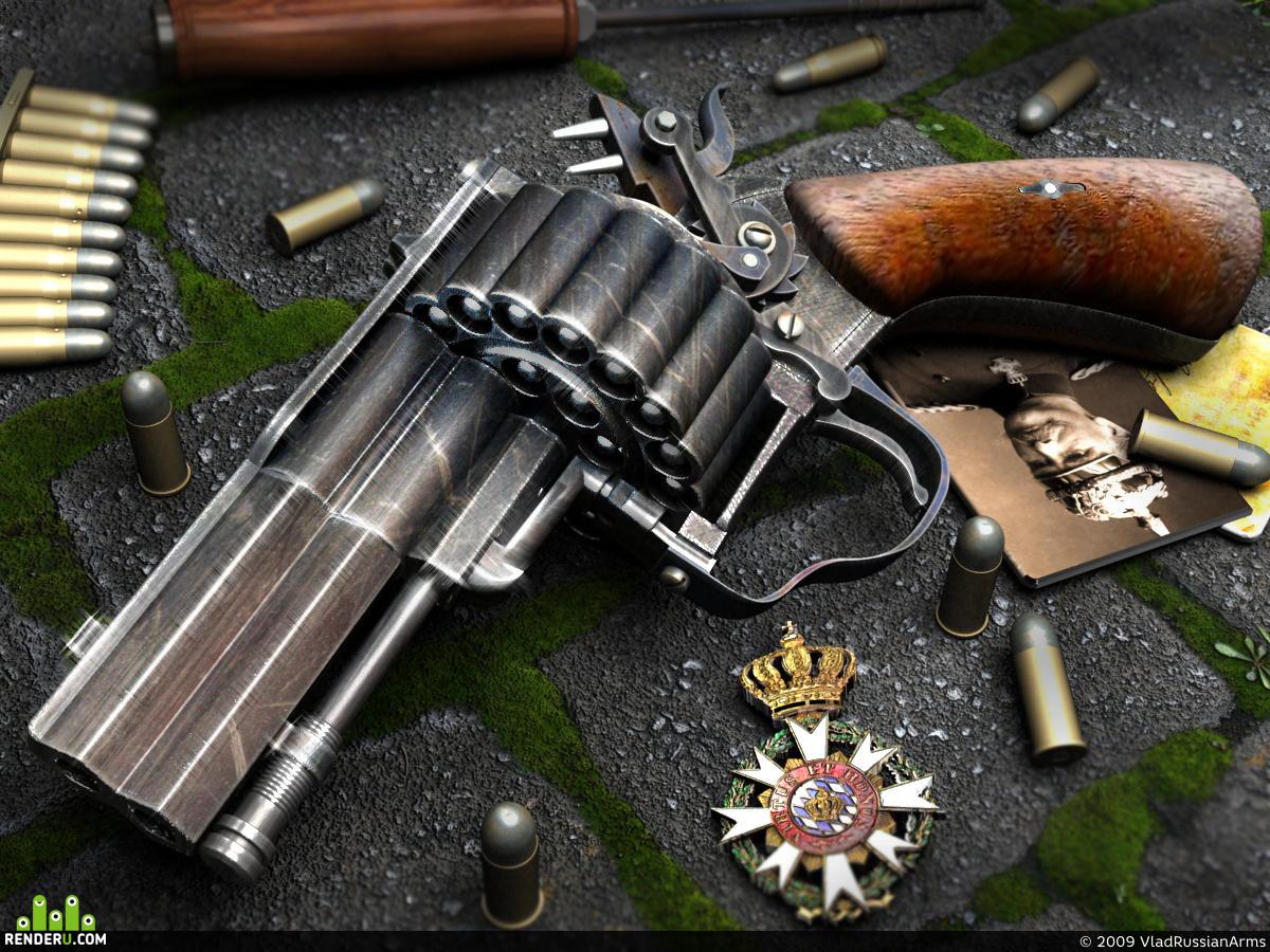 preview 30-shot revolver
