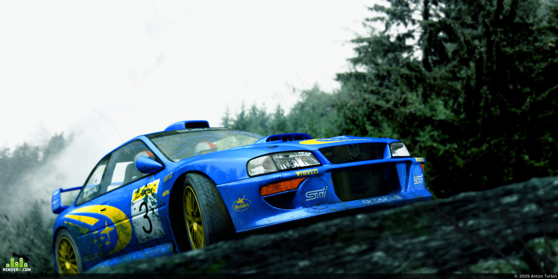 preview Subaru WRC