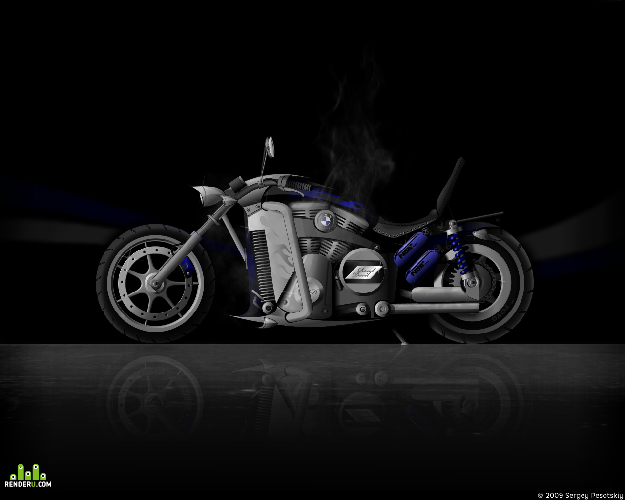 preview Мотоцикл