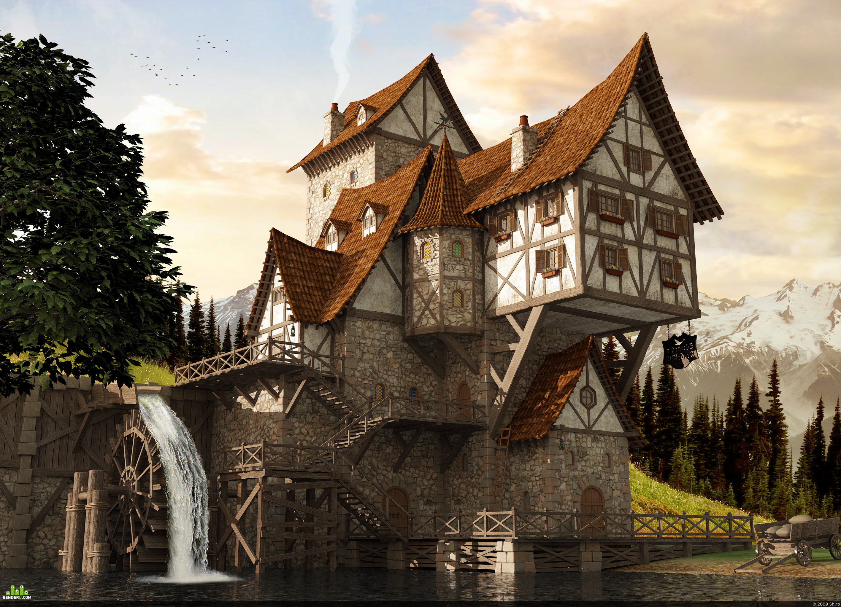 preview Watermill