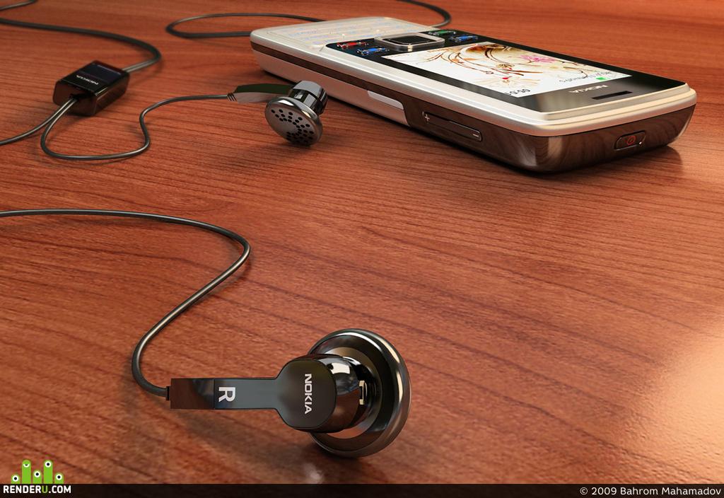 preview Mobiel Phone Nokia 6300