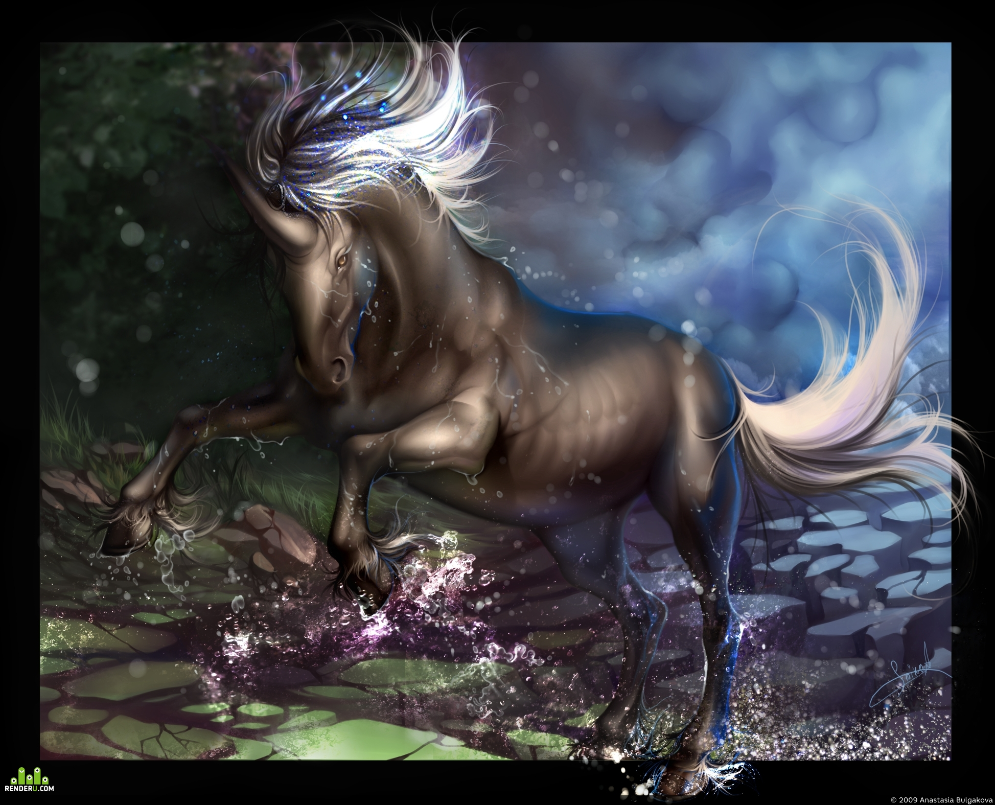 preview Forest horse =)