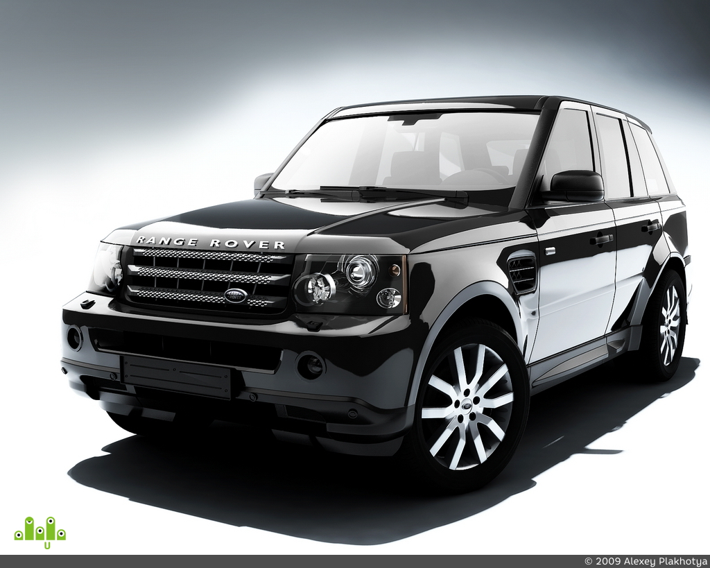 preview Range Rover Sport (2006)