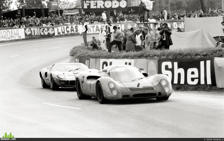 preview Le Mans 1968 (Fake)