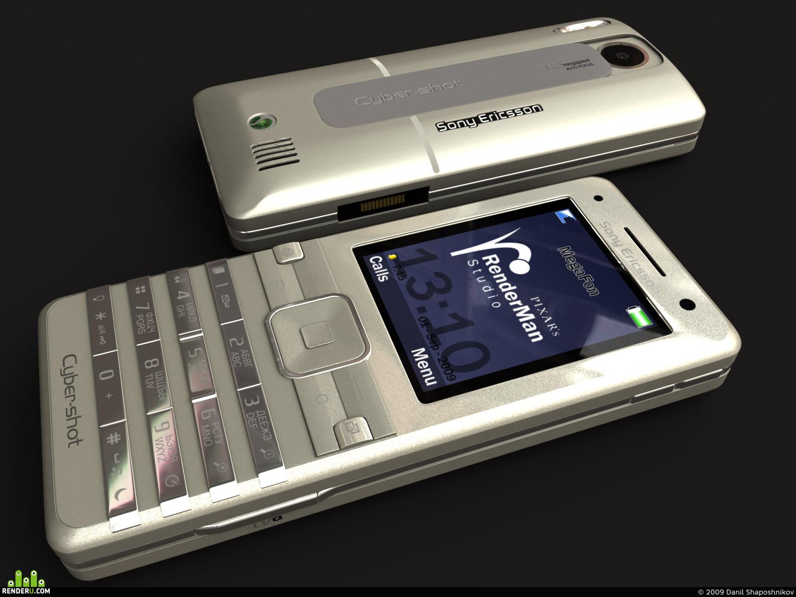 preview Sony Ericsson K770