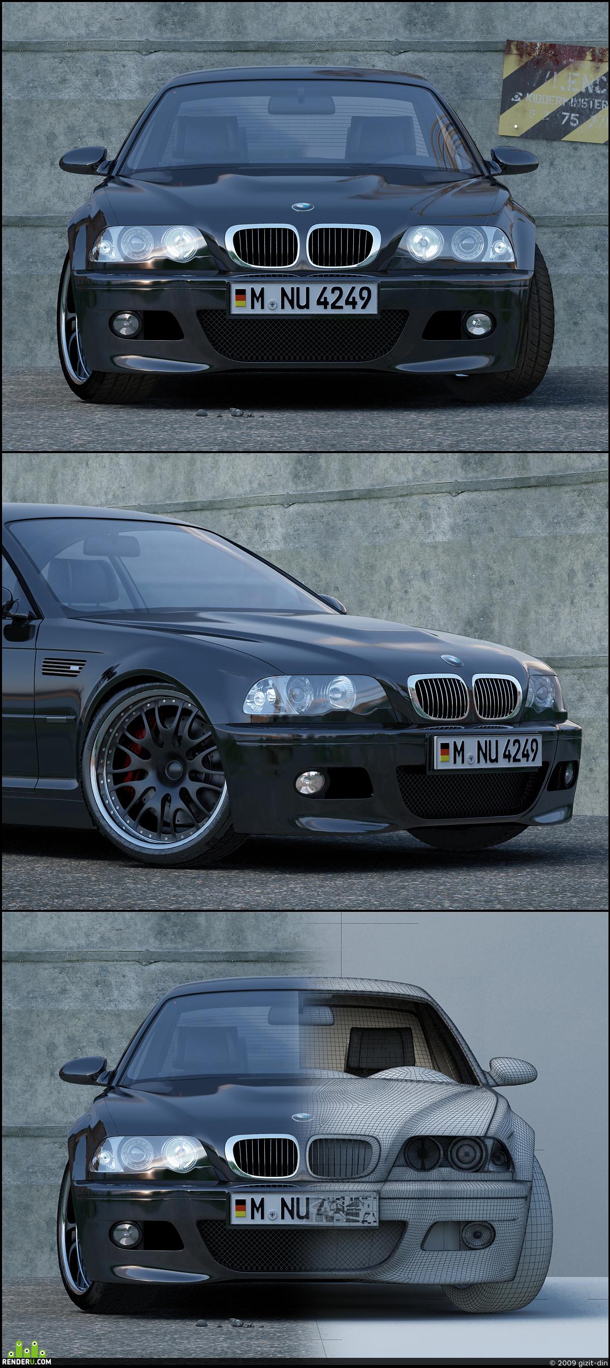 preview BMW M3