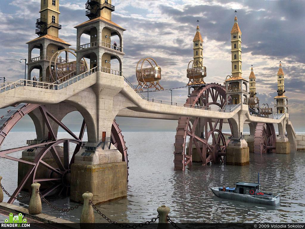 preview Мост подводного обозрения