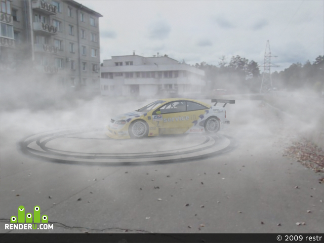 preview Opel Astra DTM (Sorry, Reuter)