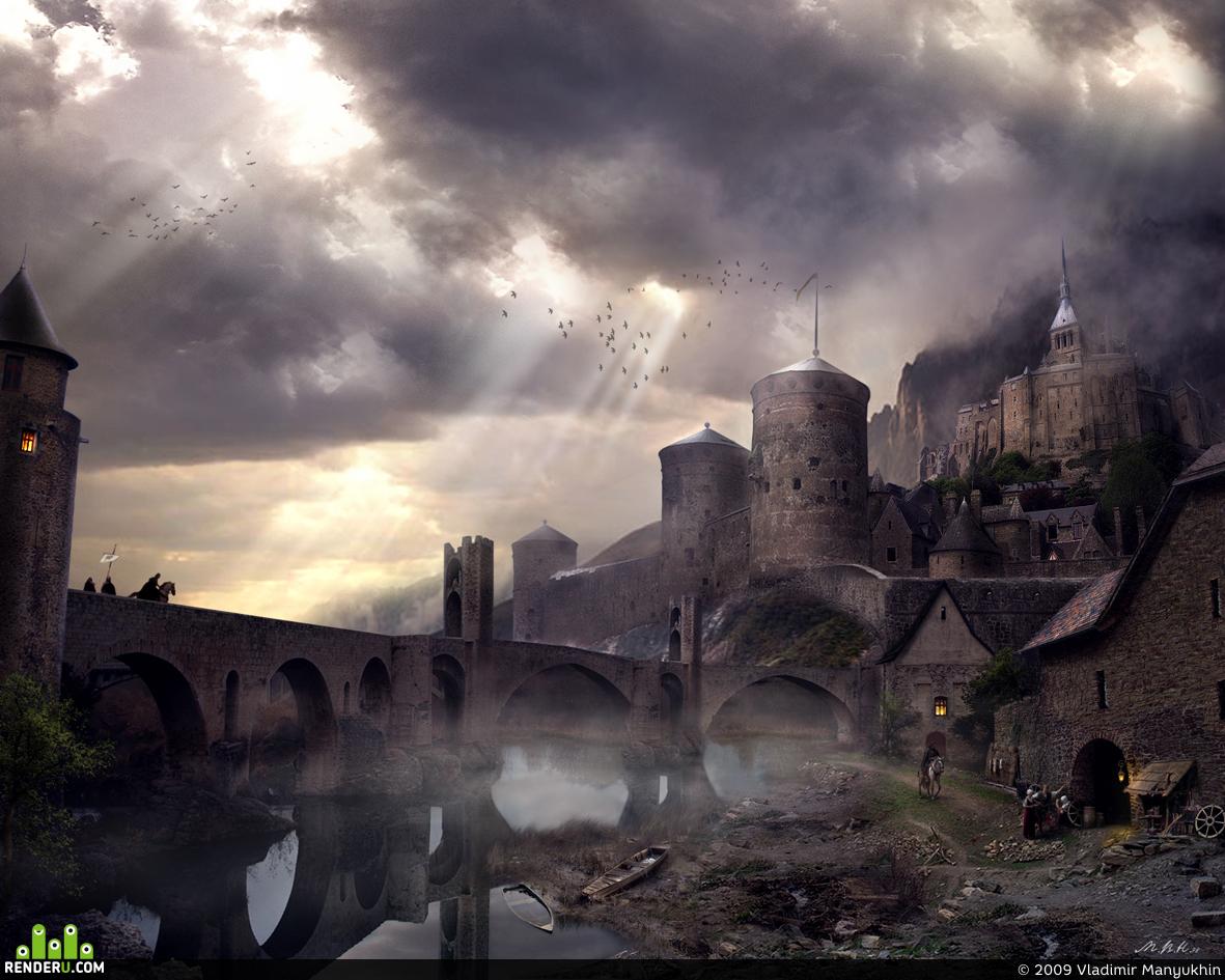 preview Дух средневековья