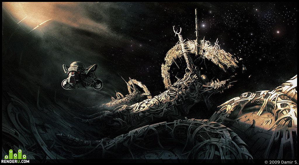 preview Mertvyiy kosmos