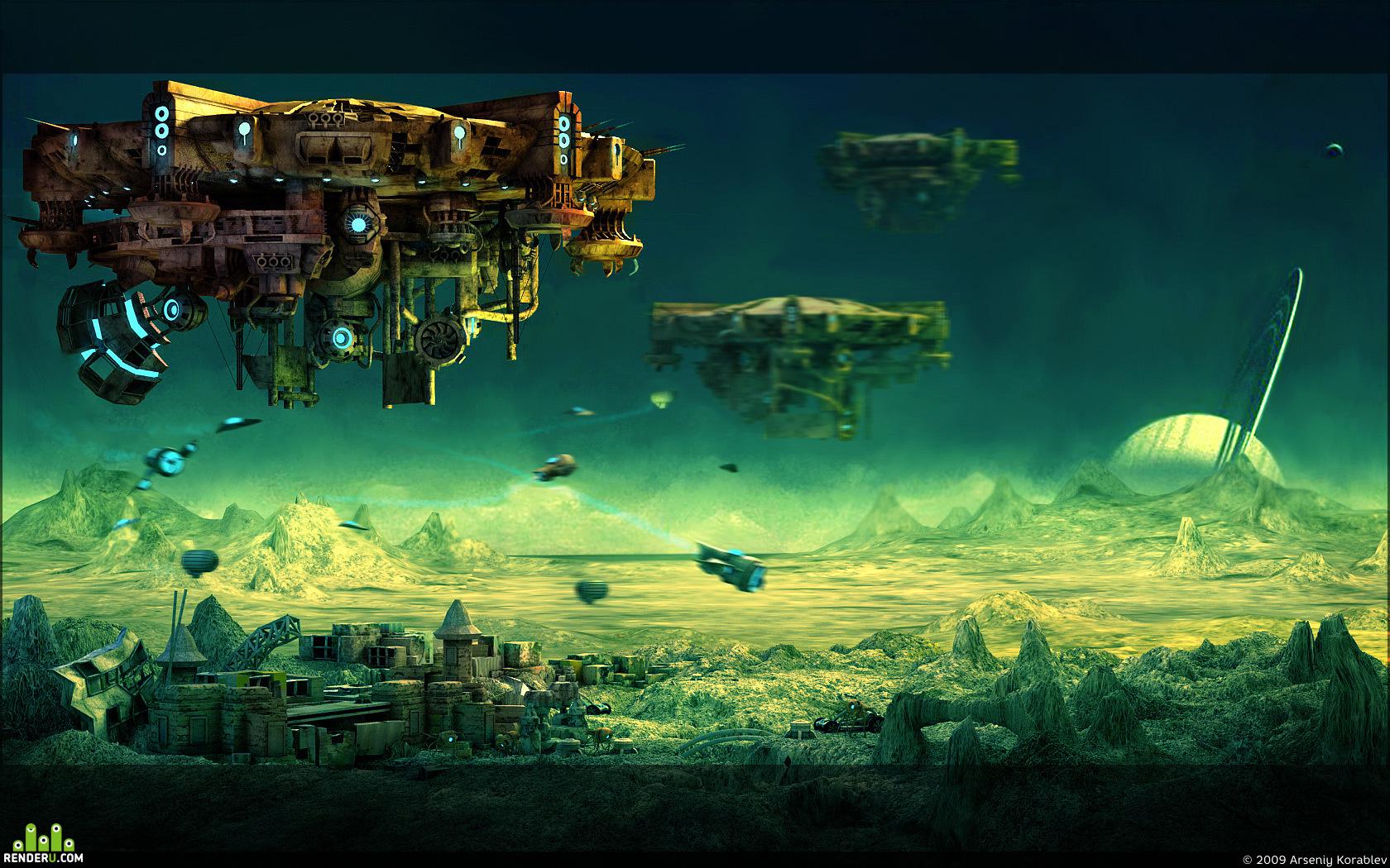 preview Космическая одиссея 2256