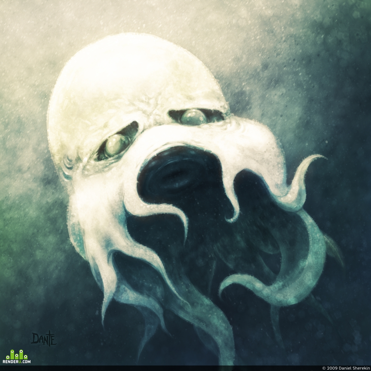 preview Осьминожная медуза