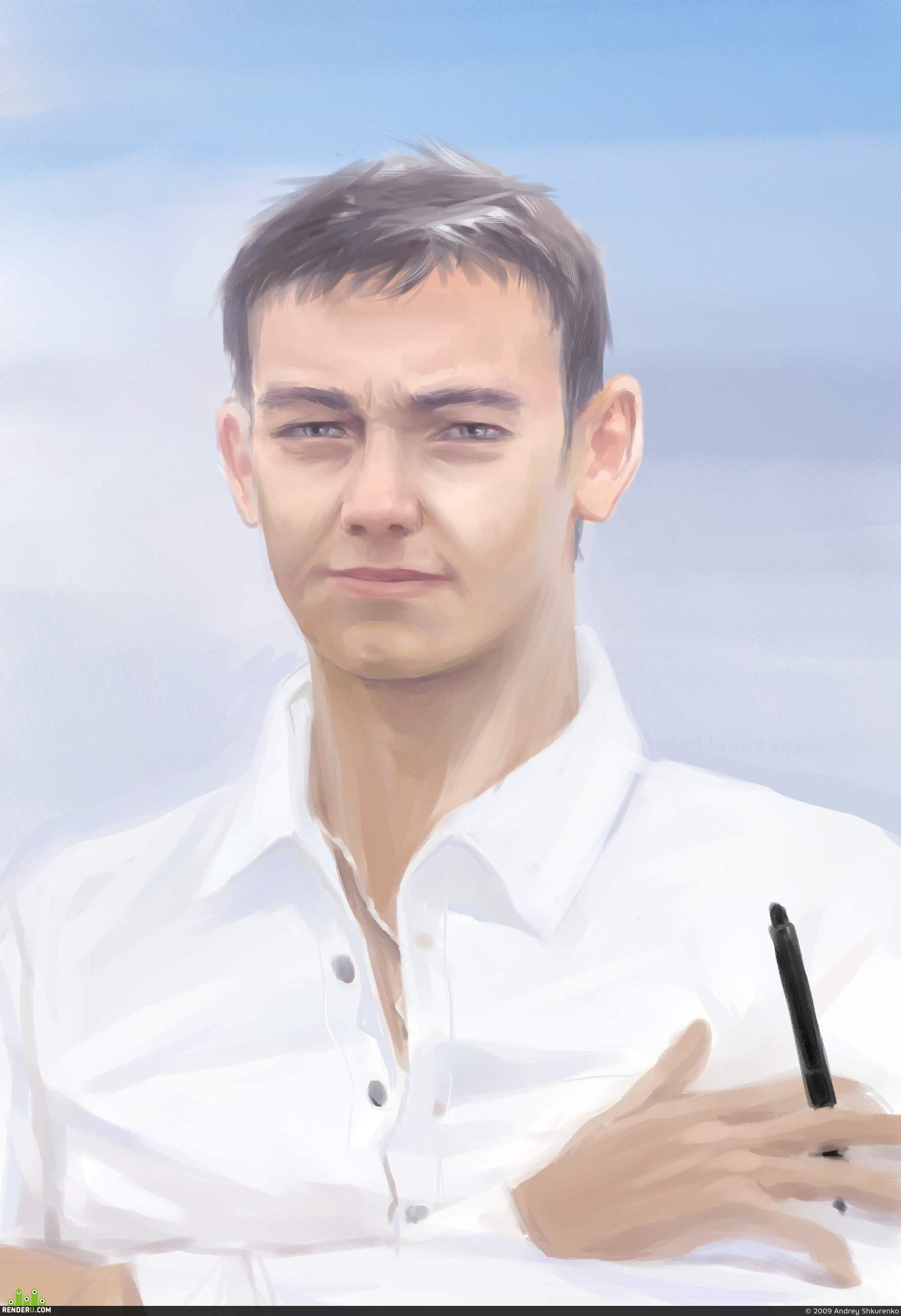 preview Автопортрет