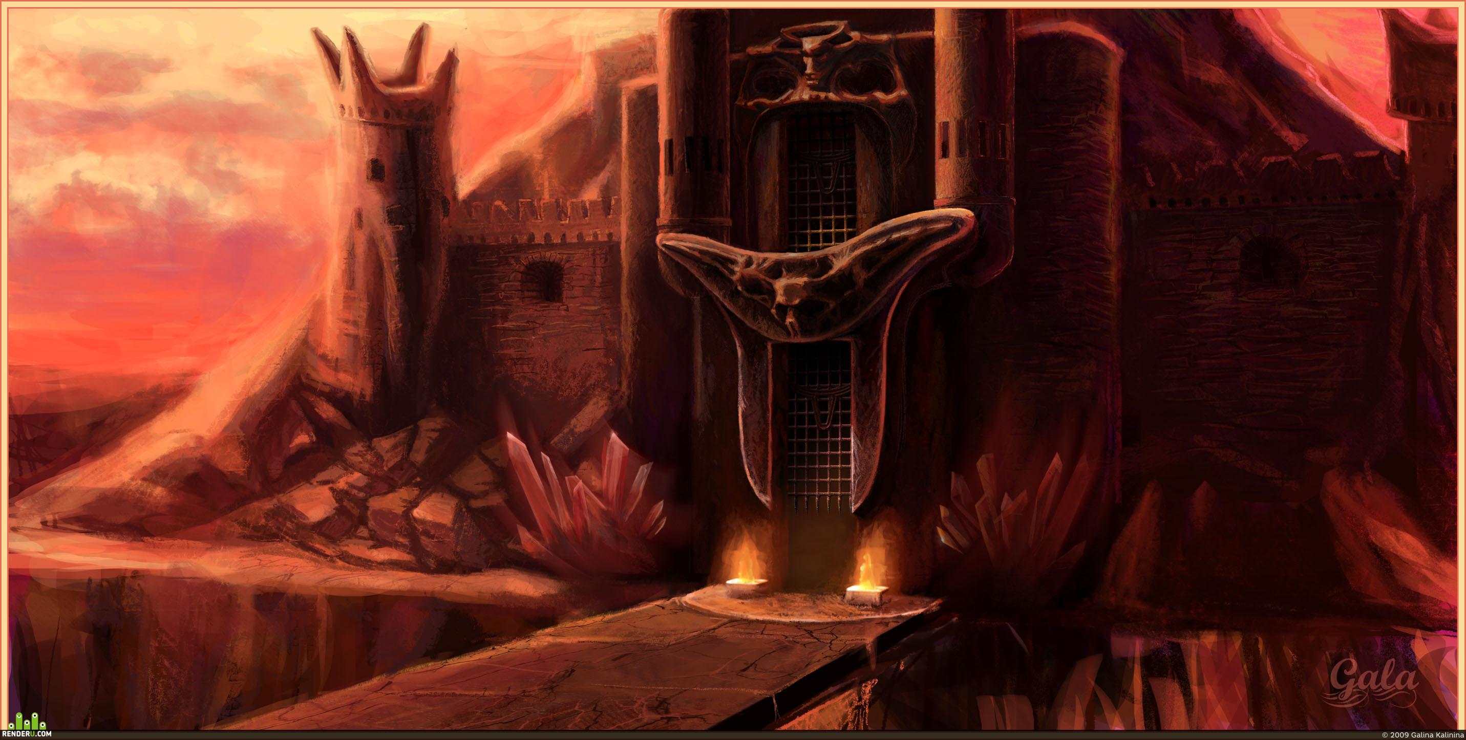 preview замок минотавров