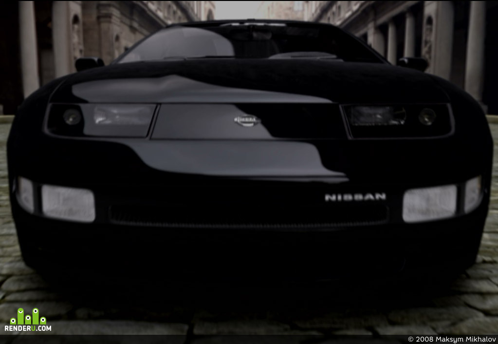 preview nissan 300zx