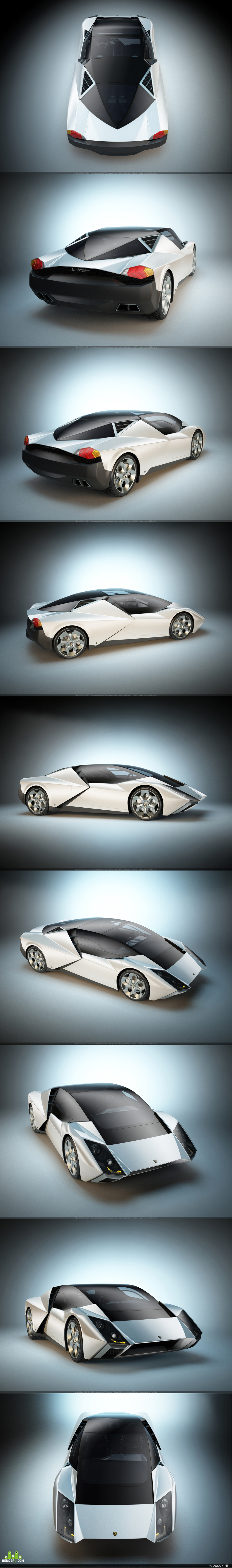 preview Lamborghini Rejoncillo (Gallardo next gen.)
