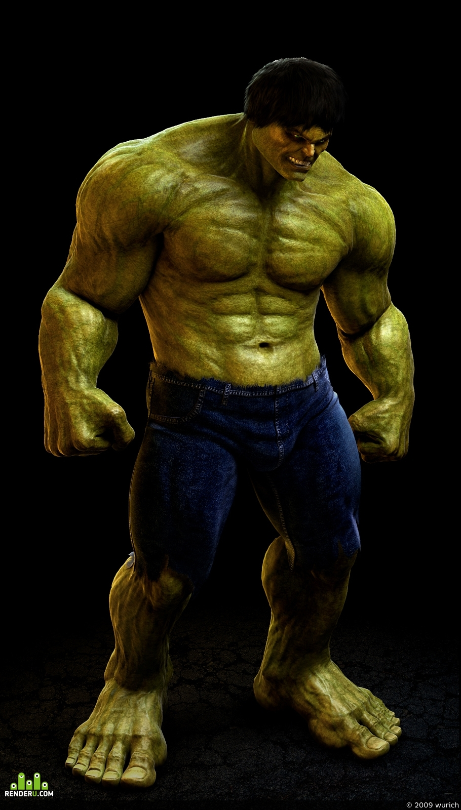 preview The Hulk