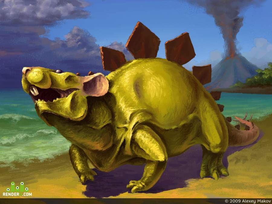 preview мышкозавр