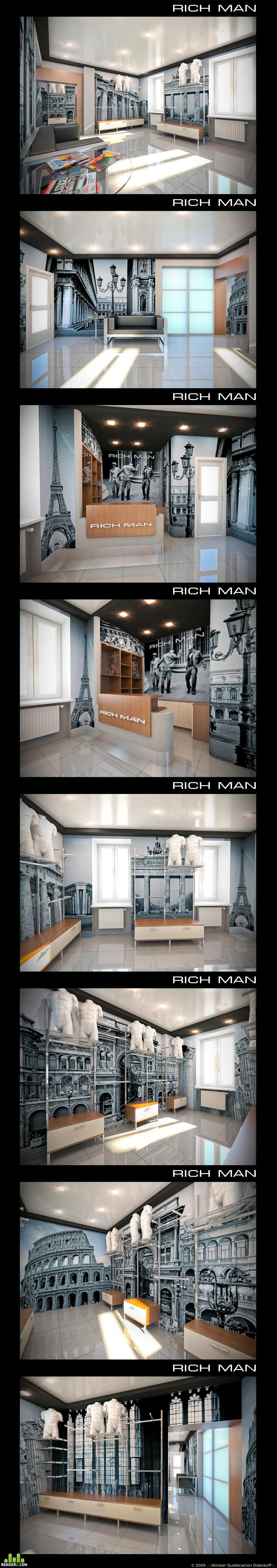 preview Rich man - magazin