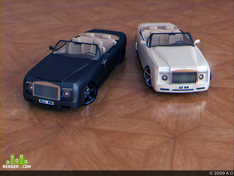 preview Roll-Royce Drophead