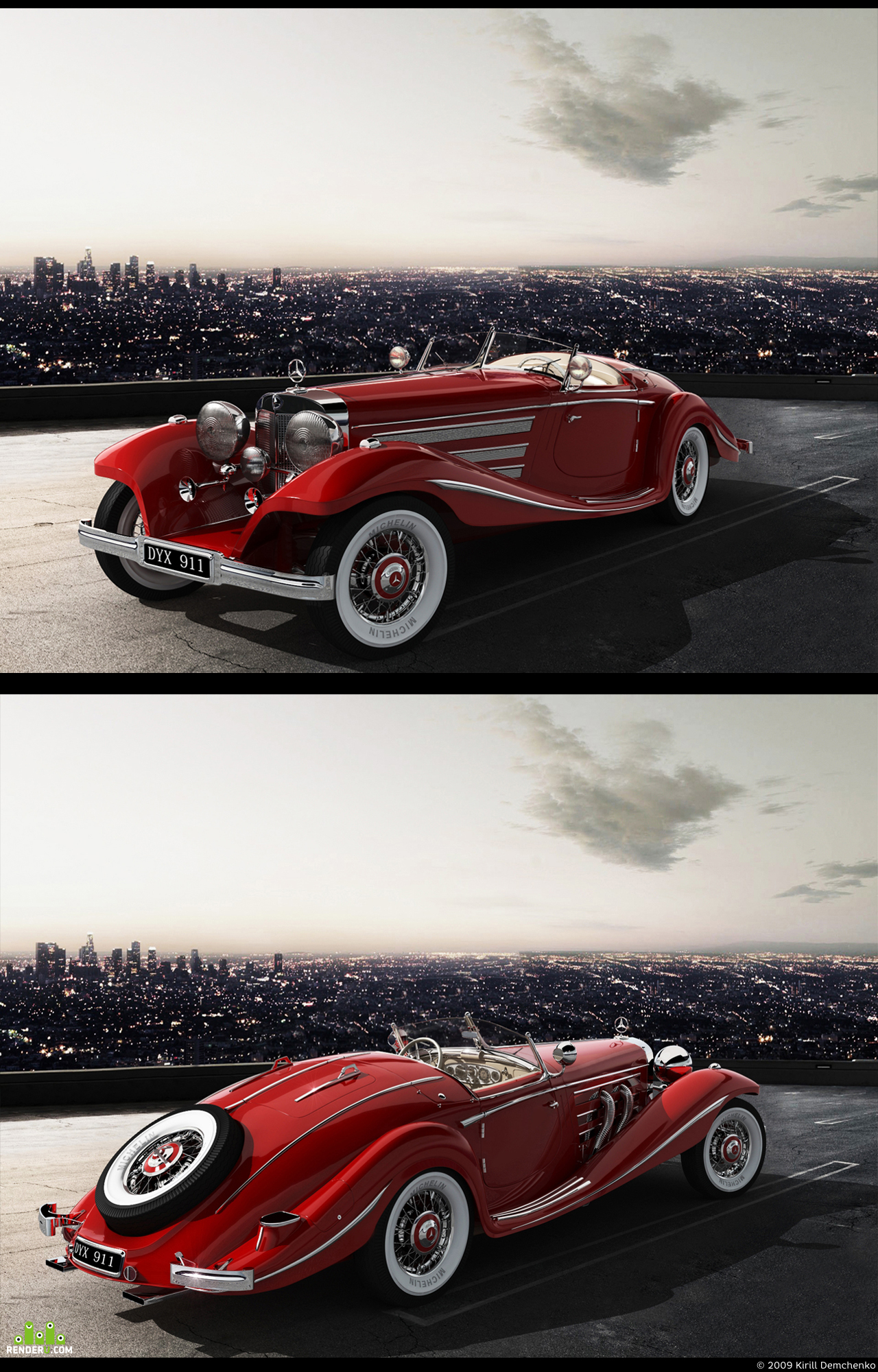 preview Mersedes-Benz 540 K Classic Roadster